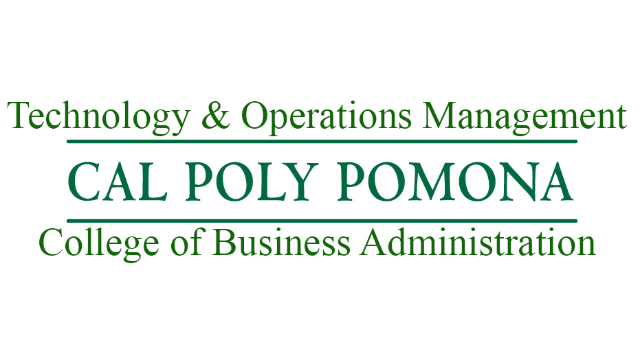california-state-polytechnic-university-pomona-technology-and-operations-management-department-te...
