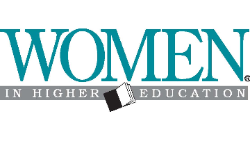 women in higher ed logo