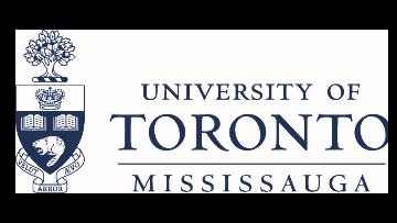 Department of Geography, University of Toronto Mississauga logo