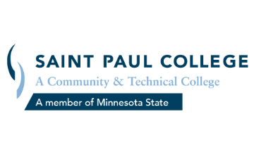 Saint Paul College logo