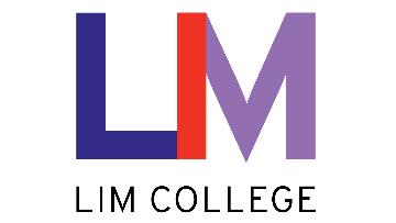 LIM College logo