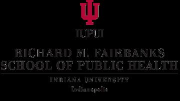 Richard M. Fairbanks School of Public Health logo