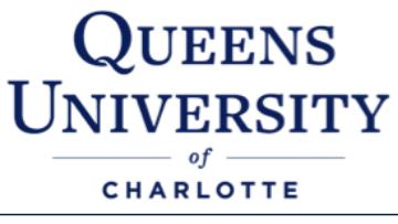 Queens University of Charlotte logo