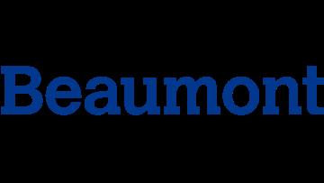 Oakland University William Beaumont School of Medicine and Beaumont Children's Hospital  logo