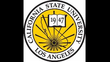 California State University, Los Angeles logo