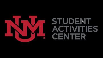 University of New Mexico Student Activities Center logo