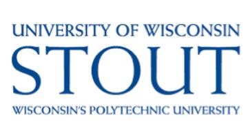 University of Wisconsin-Stout logo