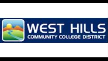West Hills College at Coalinga logo