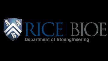 Bioengineering at Rice University logo