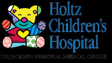 Holtz Children's Hospital - Jackson Health System  logo