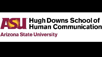 ASU Hugh Downs School of Human Communication logo