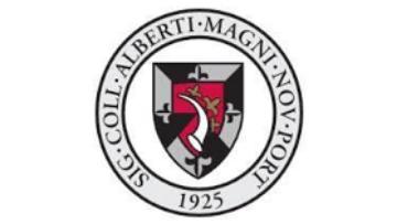 Albertus Magnus College logo