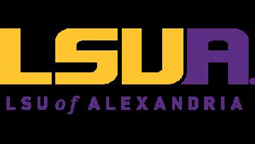 Louisiana State University of Alexandria logo