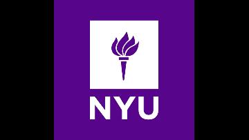 New York University - Center for Data Science logo
